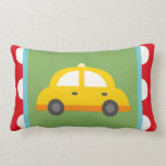 Cute Car Transportation Theme Baby Kids Gifts Throw Pillow
