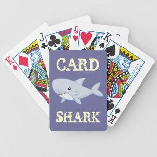 Cute Card Shark