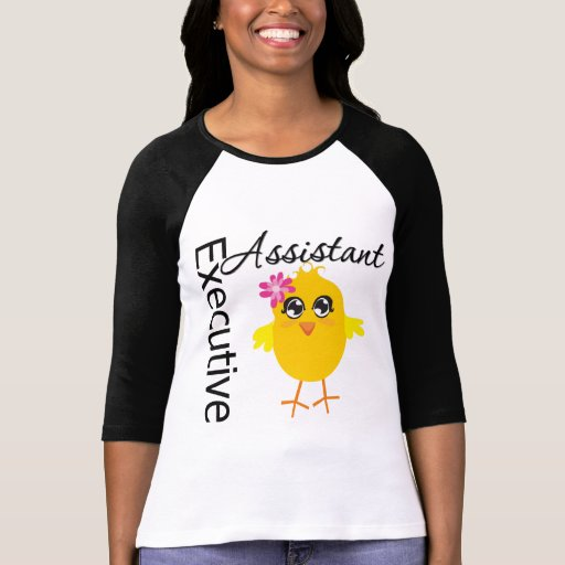 Cute Career Chick Executive Assistant Tee Shirt T-Shirt, Hoodie, Sweatshirt