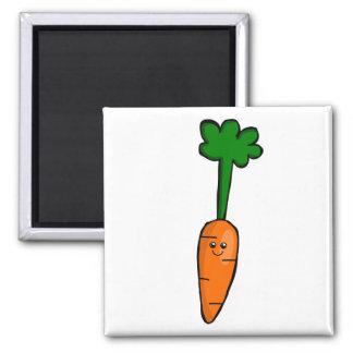 Cute Carrot Magnet