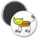 cute  cartoon animal fridge magnets