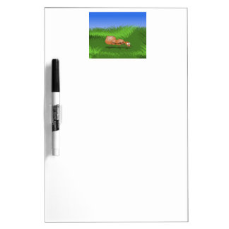 Cute Cartoon Ant Dry-Erase Whiteboards