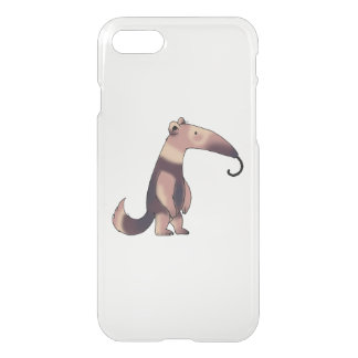 cute cartoon anteater iPhone 8/7 case
