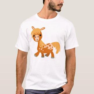 Cute Cartoon Appaloosa Pony T-shirt
