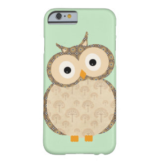Cute Cartoon Baby Owl iPhone 6 case