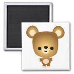 Cute Cartoon Bear Cub Magnet