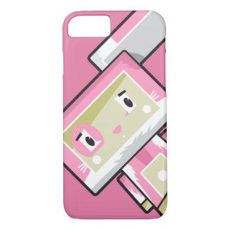 Cute Cartoon Blockimals Bunny Rabbit Phone Case