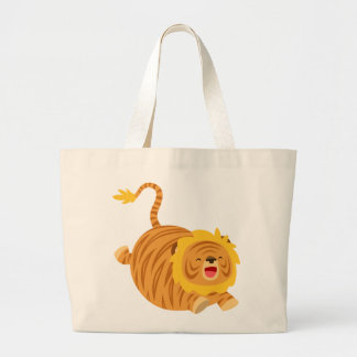 Cute Cartoon Bouncy Liger Bag