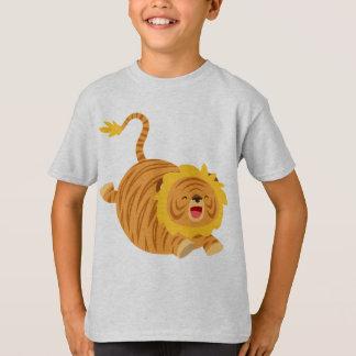 Cute Cartoon Bouncy Liger Children T-Shirt
