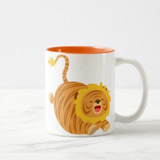 Cute Cartoon Bouncy Liger Mug