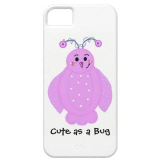Cute Cartoon Bug iPhone 5 Case