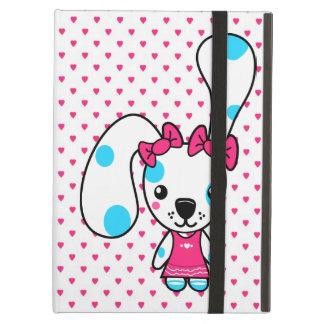 Cute Cartoon Bunny Rabbit iPad Cover