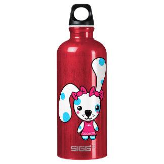 Cute Cartoon Bunny Rabbit SIGG Traveler 0.6L Water Bottle
