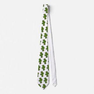 Cute Cartoon Cactus Tie