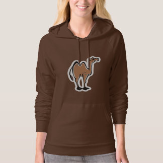 Cute Cartoon Camel Hoodie