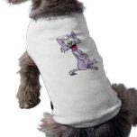 Cute Cartoon Cat Dog Tshirt