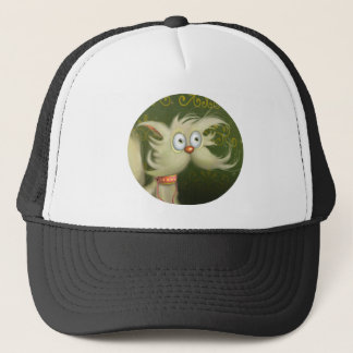 cute cartoon cat Hat