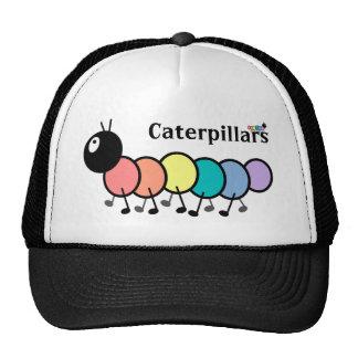 Cute Cartoon Caterpillars Trucker Hat