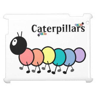 Cute Cartoon Caterpillars Case For The iPad