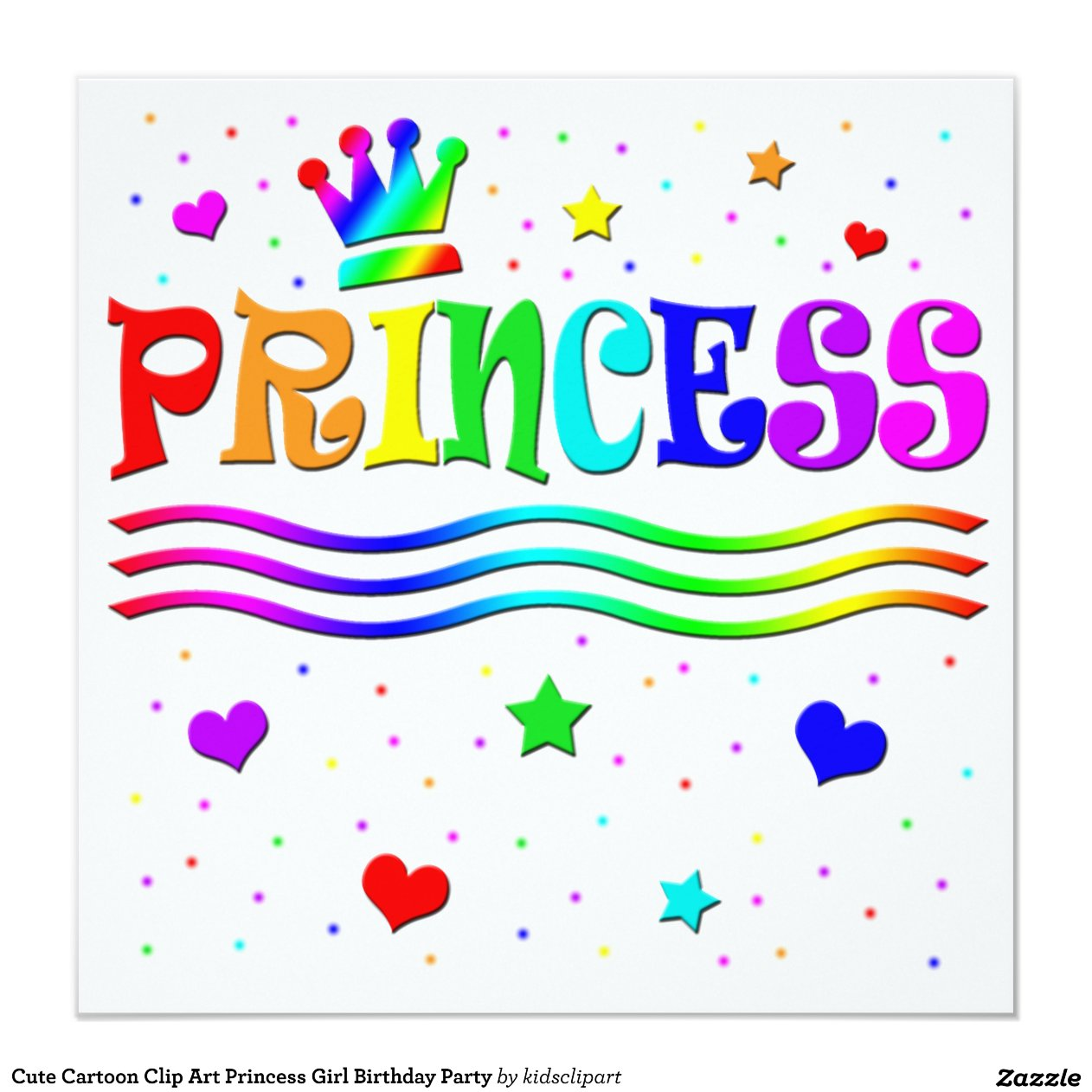 Cute Cartoon Clip Art Princess Review Clipart