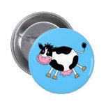 Cute cartoon cow pins