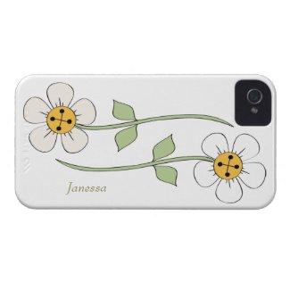 Cute Cartoon Daisy iPhone Case