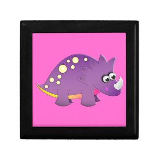 Cute Cartoon Dinosaur Gift Box