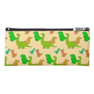 Cute Cartoon Dinosaur Pattern Pencil Case
