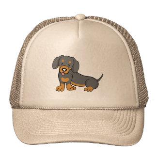 Cute Cartoon Dog Dachshund Hat