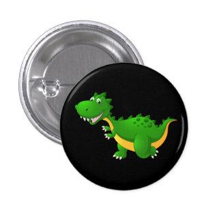 Cute cartoon Dragon Button