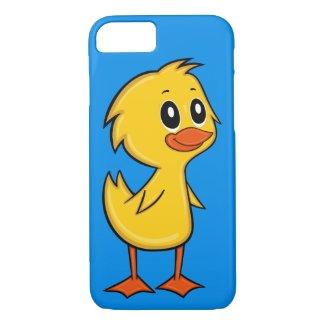 Cute Cartoon Duck iPhone 7 Case