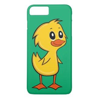 Cute Cartoon Duck iPhone 7 Plus Case