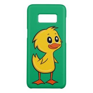 Cute Cartoon Duck Samsung Galaxy S8 Case