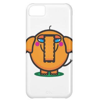 Cute Cartoon Elephant Case For iPhone 5C