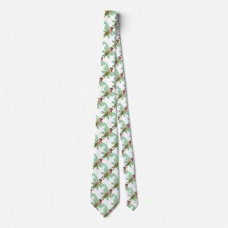 Cute cartoon fairy tie