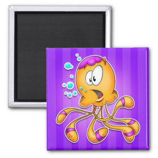 cute cartoon fish Magnet