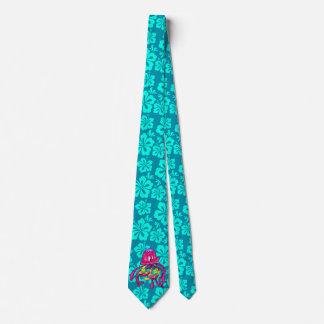 cute cartoon fish tie