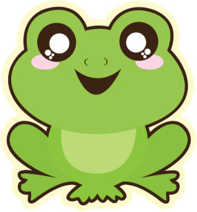 cartoon frog stickers zazzle