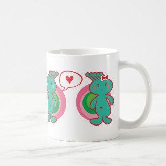 Cute Cartoon Fun Sweet Funny Funky Coffee Mug