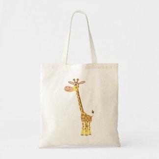 Cute Cartoon Giraffe Bag