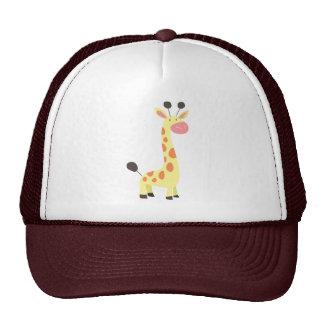 Cute Cartoon Giraffe Hat