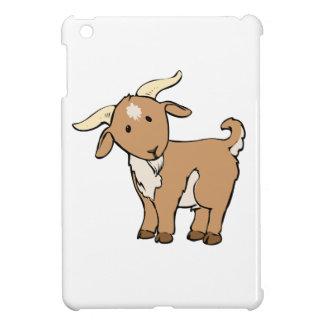 Cute Cartoon Goat iPad Mini Cover