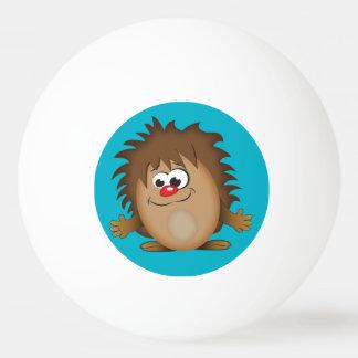 Cute Cartoon Hedgehog Ping Pong Ball