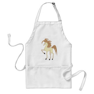 Cute Cartoon Horse Apron