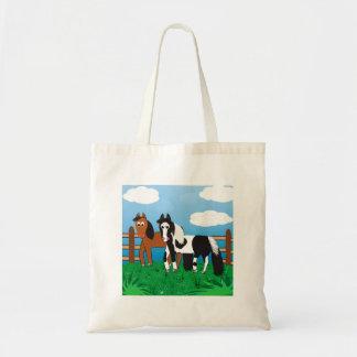 Cute Cartoon horse Bag
