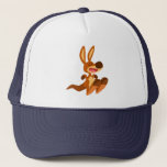 Cute Cartoon Kangaroo Joey Trucker Hat
