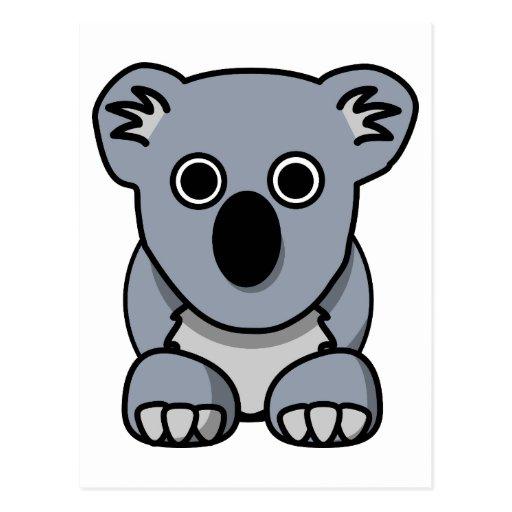 cute koala bear cartoon. Black Bedroom Furniture Sets. Home Design Ideas