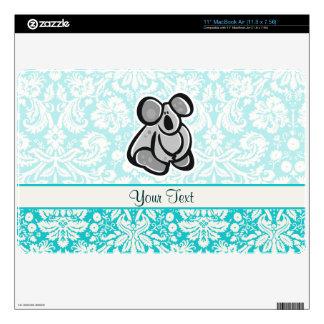 "Cute Cartoon Koala Decal For 11"" MacBook Air"