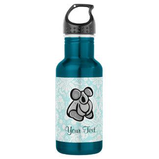 Cute Cartoon Koala Stainless Steel Water Bottle