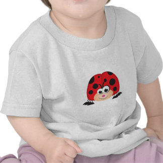 Cute Cartoon Ladybug Shirt